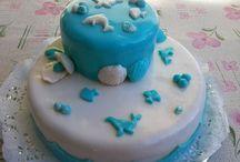 Tortáim / Saját, házi sütésű tortáim. Van amelyik szépre sikeredett, van amelyik nem... De örömet okozok velük!!!