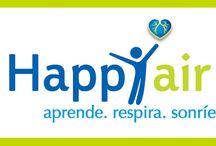 Happyair / HappyAir es un programa integral de seguimiento para pacientes respiratorios crónicos, sus familiares y cuidadores.  http://happyair.org/