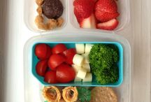 Lunch Box Ideas / by Hope Benziger