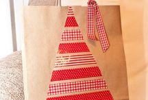 bolsas de navidad!