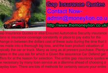 Best Gap Insurance Quotes UK
