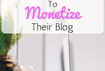 Monetize Blog/Web & Affiliates