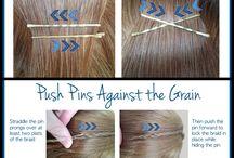 Hair tip