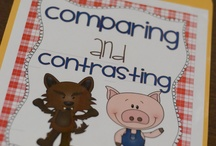 Compare and contrast / by Stacy Winland Brumley