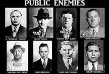 Famous US Mobster's & Gangster's