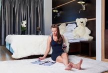 Pluszowe dywany