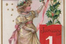 New Years cards, ideas / by barbara maisch