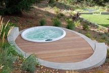 tubs, pools, and ponds