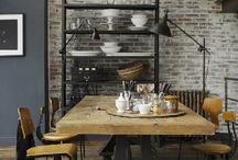 designy industrial cool chic