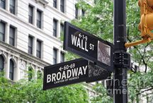 New York Street Signs Fine Art Prints / Photographs of Street Signs in New York City and other places.