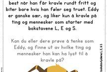 Norsk 1. Trinn