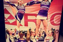 cheerleading;)
