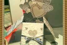 Hearts a Flutter / Hearts a Flutter Stamp Set by Stampin up created here in Diannes Craft Room - https://www.facebook.com/pages/Diannes-Craft-Room/716254135118692