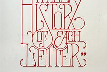 Type / by Bryan Houlette