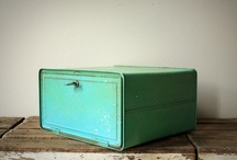 The Breadbox / Breadboxes worthy of Aunt Millie's healthy and delicious bread.