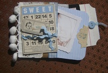 Scrap booking / by West Express