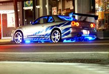 Fast and the furious fast cars
