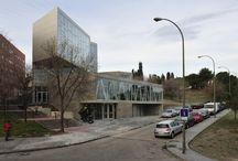 library architecture 建筑学图书馆