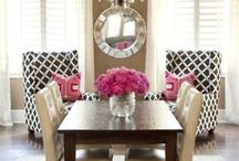 HD: Fine Dining room / dining room decor / by Yvonne Hord