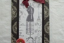 Craft. All about cards / by Leonie (Blackcherry 2nd hand and vintage gold)