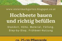 DIY Hochbeete