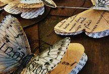 Paper Crafts - recycling