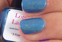 Lorelei Lacquer Swatches