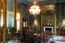 Inspiring Interior Design through History / Inspiring interior design between 14th and 19th centuries.