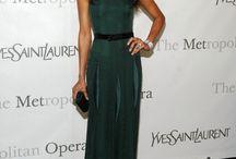 Green Dress Inspiration