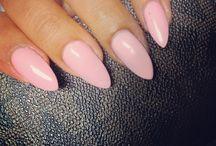 Pointy nail ideas