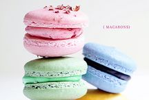 Macarons / by Nennypink