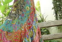 Swirl Skirt / fusta clin rotunjit