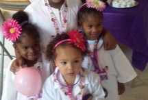 KAiLaNi'S Doc McStuffins 2nd Birthday / Doc McStuffins Party by Nana / by Karla Desire