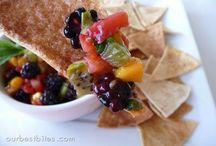 snacks / by Kimberly Johnson