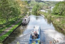 Canal Boats England