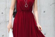 Fashion / Things I'd like to wear