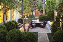 Outdoor - Courtyard / by The Small Garden