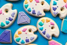 Biscoitos incríveis