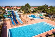 Roussillon's Favourite Holiday Parks / Al Fresco Holidays offer fantastic family mobile home holidays, check out our collection of parks in Roussillon.
