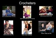 happy crochet and crochet quotes