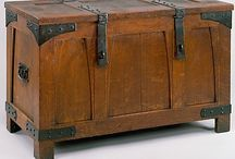 Arts & Crafts Chests