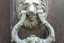 Door Knockers & Handles