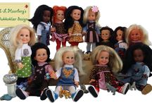 Tjorven, min barndoms dukke.
