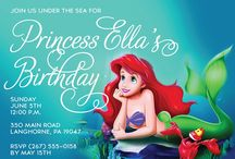 Küçük Denizkızı Ariel - Little Mermaid Party