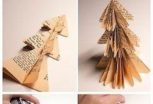 Christmas crafts / by Lindy Boinske