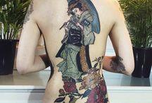 tatoo Tiziana