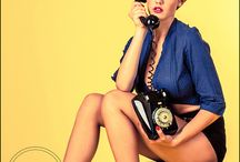 pin-up photography (photos by me) / pin-up photography vintage photography ~ all photos taken by me ~