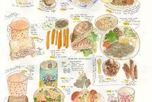 Food aesthetic