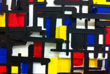 Mondrian Lesson Ideas