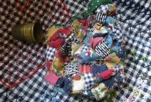 HANDWERK patchwork/quilten / by Driessens Mieke